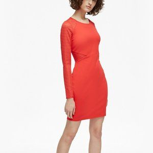 French Connection Thiestis Bodycon Dress